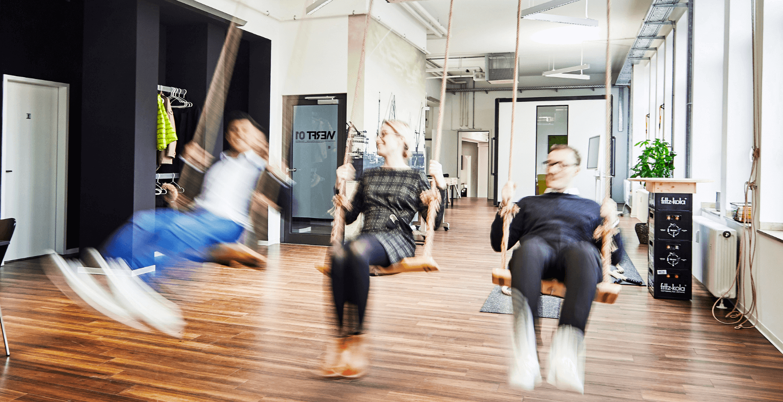 Agilität in Unternehmen - Artikel von Anja Failer