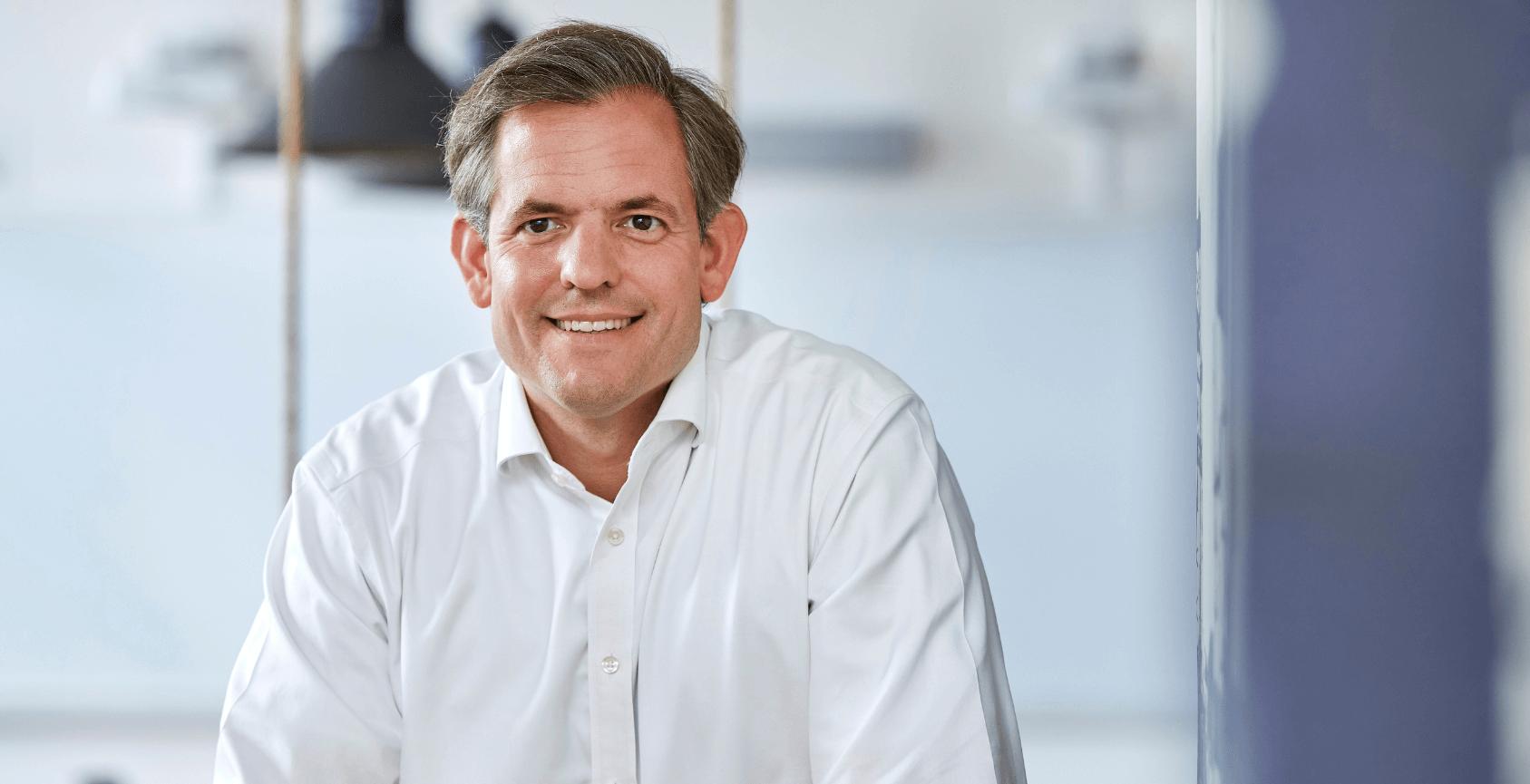 Chief Financial Officer: Change Agent und Business Leader-Foto Dr. Thomas M. Fischer